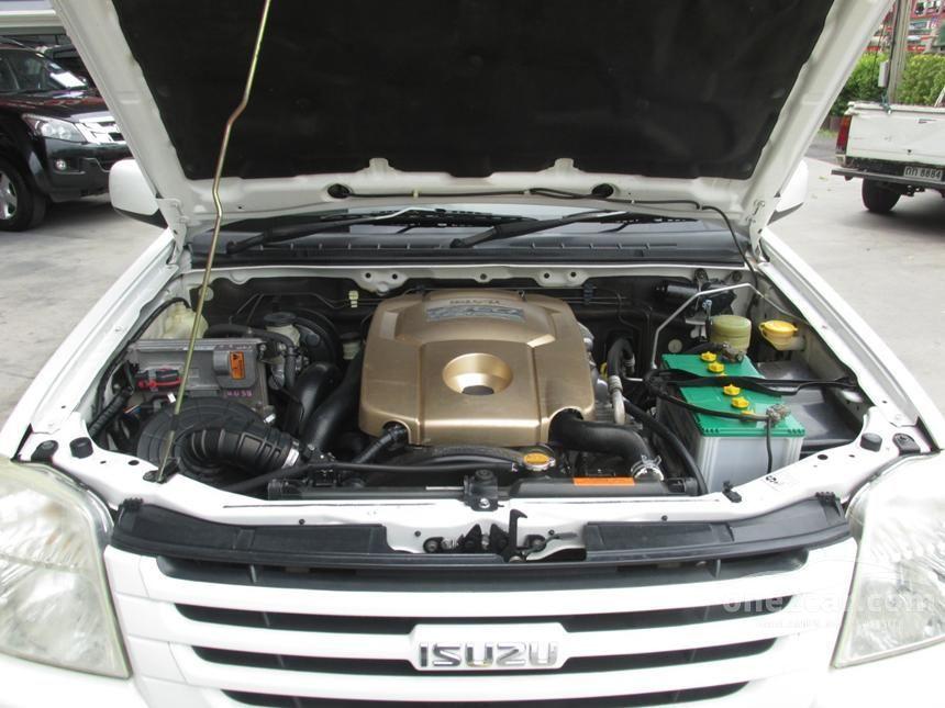 2006 Isuzu D-Max SX Pickup