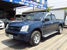 2003 Isuzu D-Max SPACE CAB (ปี 02-06) SX 2.5 MT Pickup