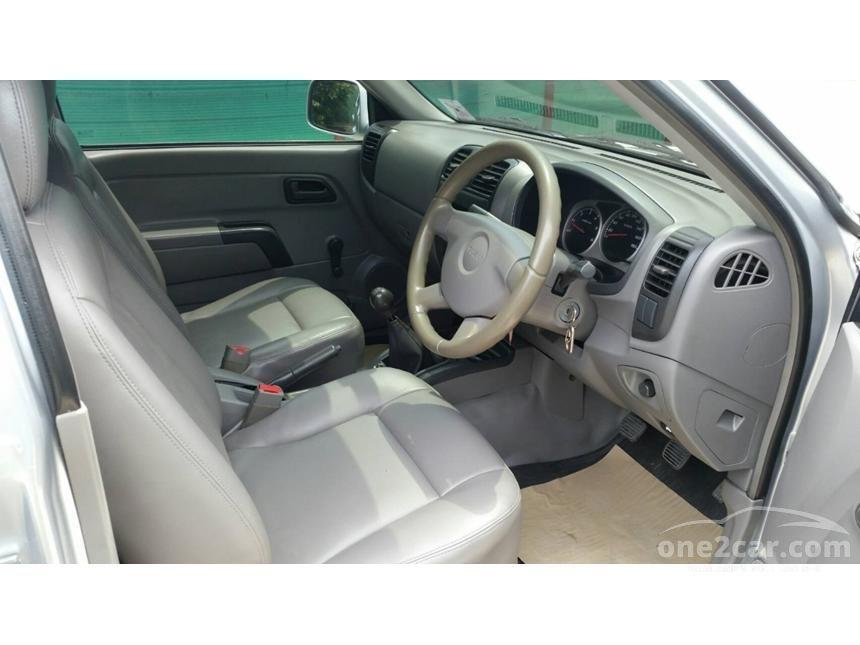 2005 Isuzu D-Max SX Pickup