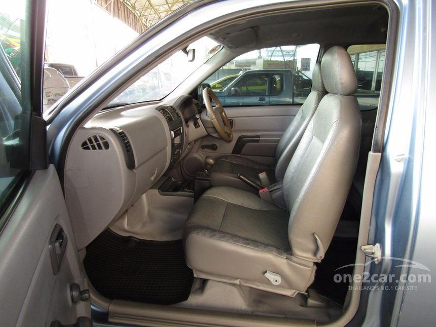 2002 Isuzu D-Max SX Pickup