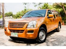 2005 Isuzu D-Max SPACE CAB (ปี 02-06) SX 2.5 MT Pickup