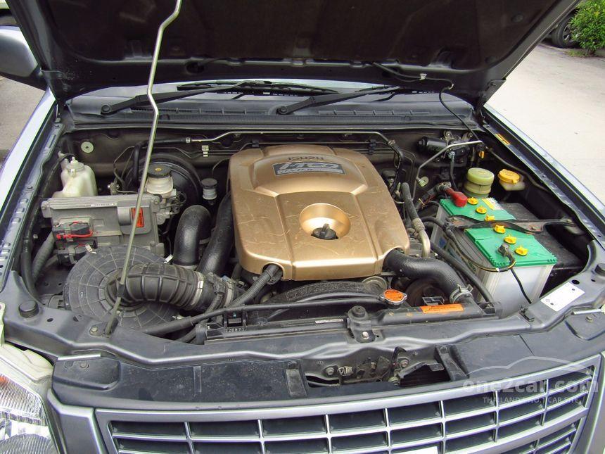 2007 Isuzu D-Max SX Pickup