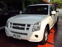 2009 Isuzu D-Max SPACE CAB (ปี 07-11) SX 2.5 MT Pickup