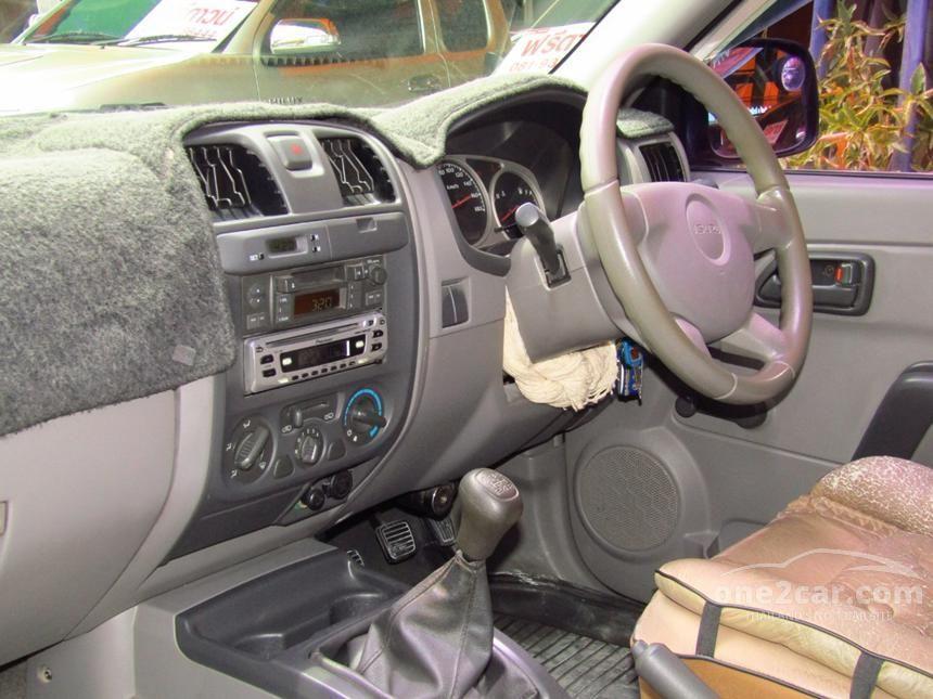 2003 Isuzu D-Max SX Pickup