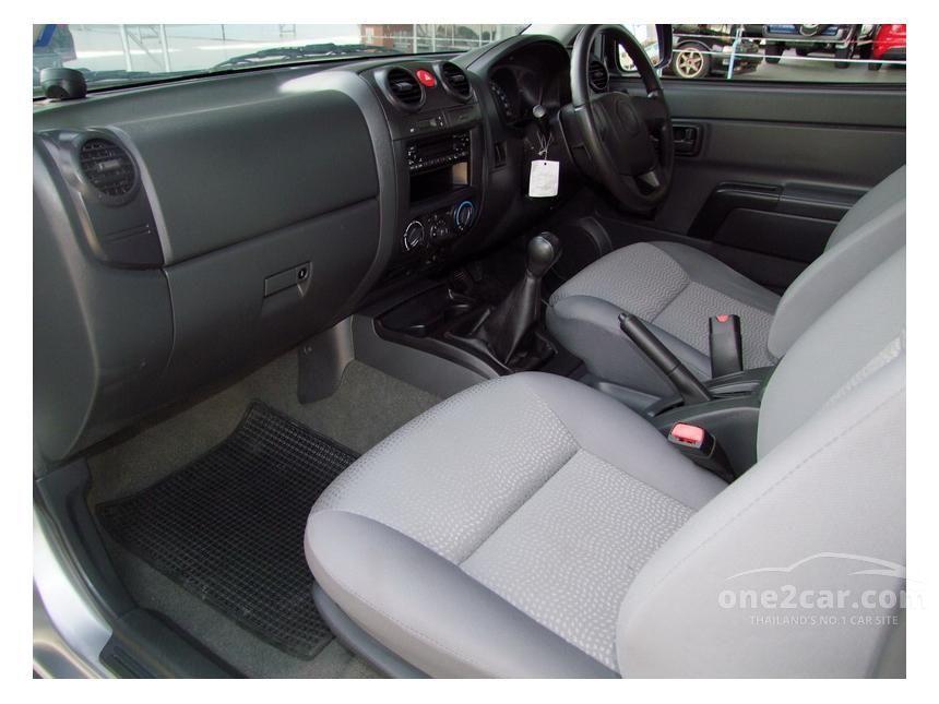 2010 Isuzu D-Max SX Pickup