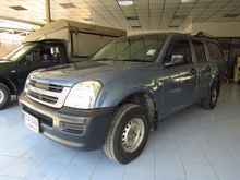 2003 Isuzu D-Max CAB-4 (ปี 02-06) SX 2.5 MT Pickup