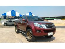 2012 Isuzu D-Max SPACE CAB (ปี 11-17) Vcross 2.5 MT Pickup