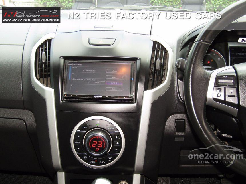 2013 Isuzu D-Max Vcross Pickup