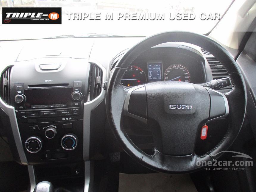 2012 Isuzu D-Max Vcross Pickup