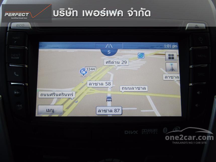 2014 Isuzu D-Max Vcross Pickup