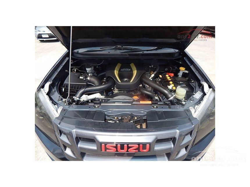 2013 Isuzu D-Max X-Series Pickup