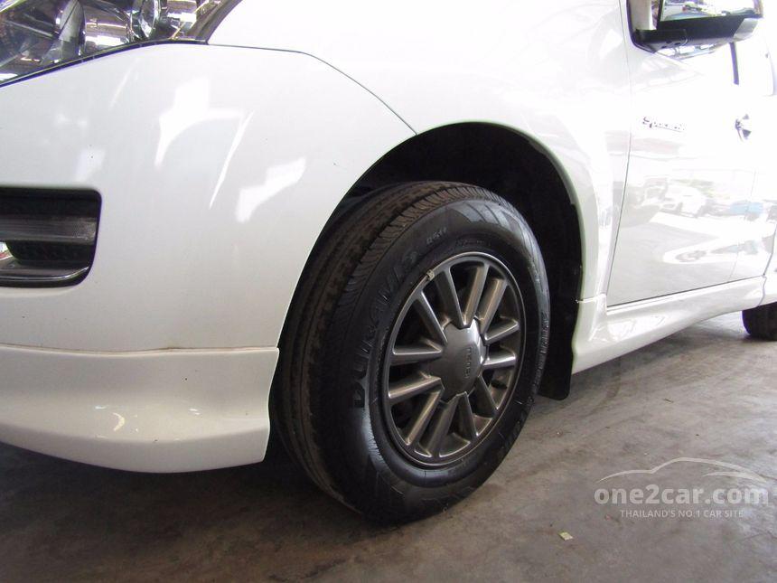 2014 Isuzu D-Max X-Series Pickup