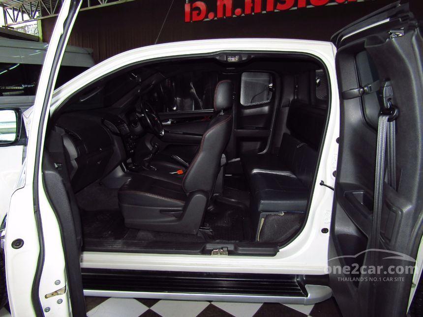 2015 Isuzu D-Max X-Series Pickup