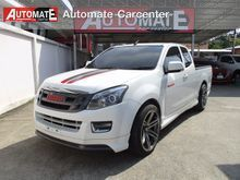 2015 Isuzu D-Max SPACE CAB (ปี 11-17) X-Series 2.5 MT Pickup