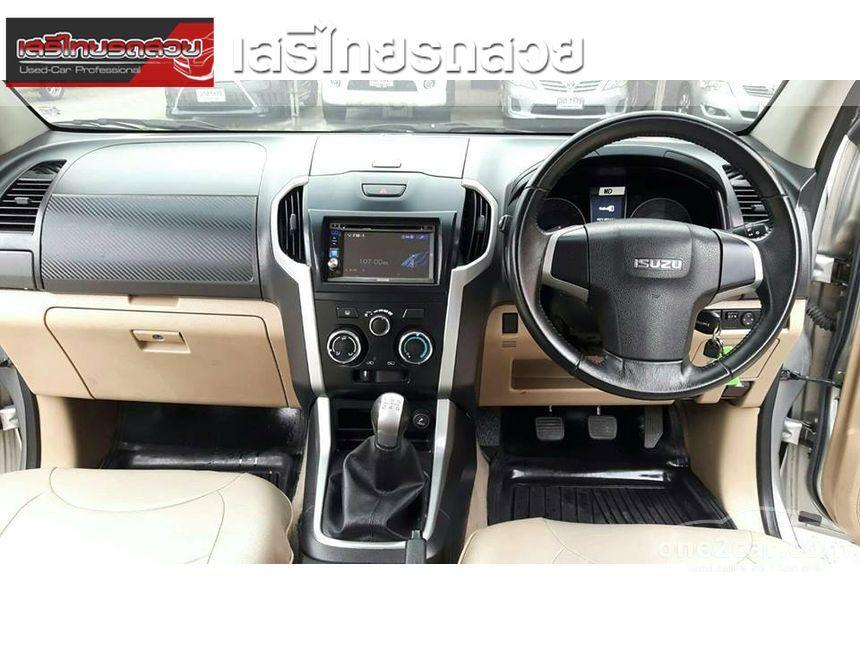 2013 Isuzu D-Max Z Pickup