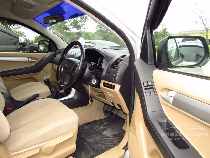 2012 Isuzu D-Max Z Pickup