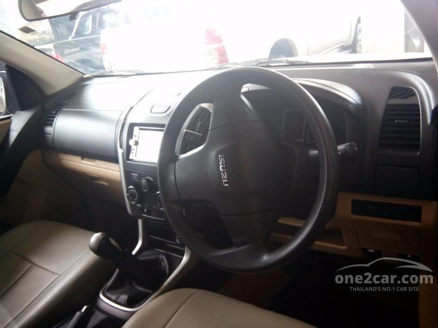 2011 Isuzu D-Max Z Pickup