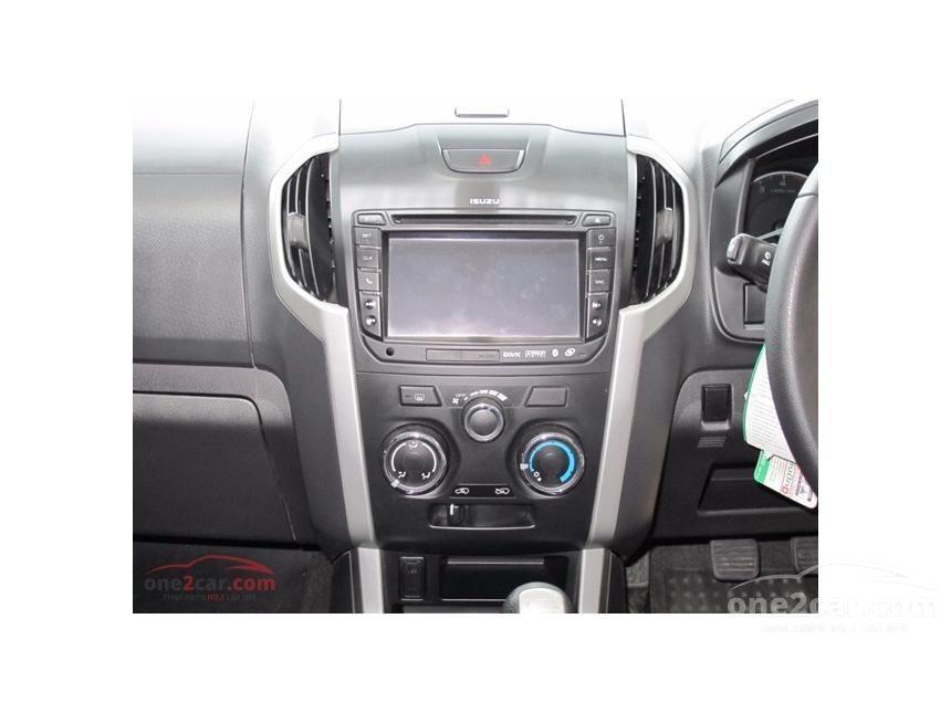 2014 Isuzu D-Max Z Pickup