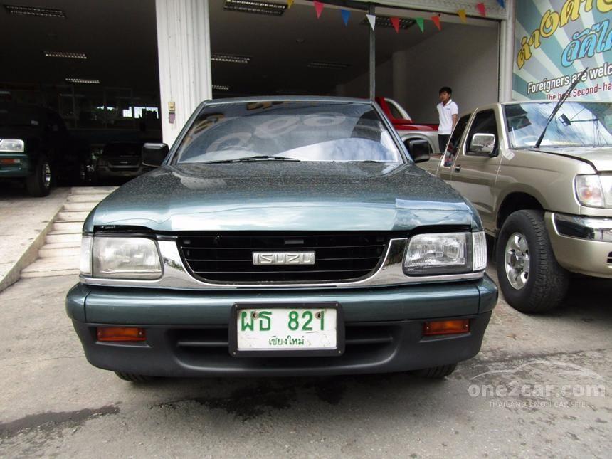 1998 Isuzu Dragon Eyes EXY Pickup