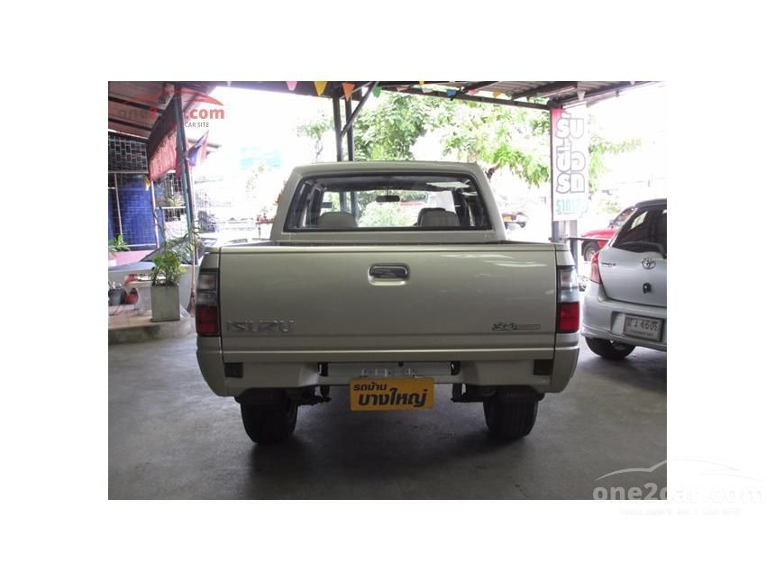 2001 Isuzu Dragon Eyes LS Pickup