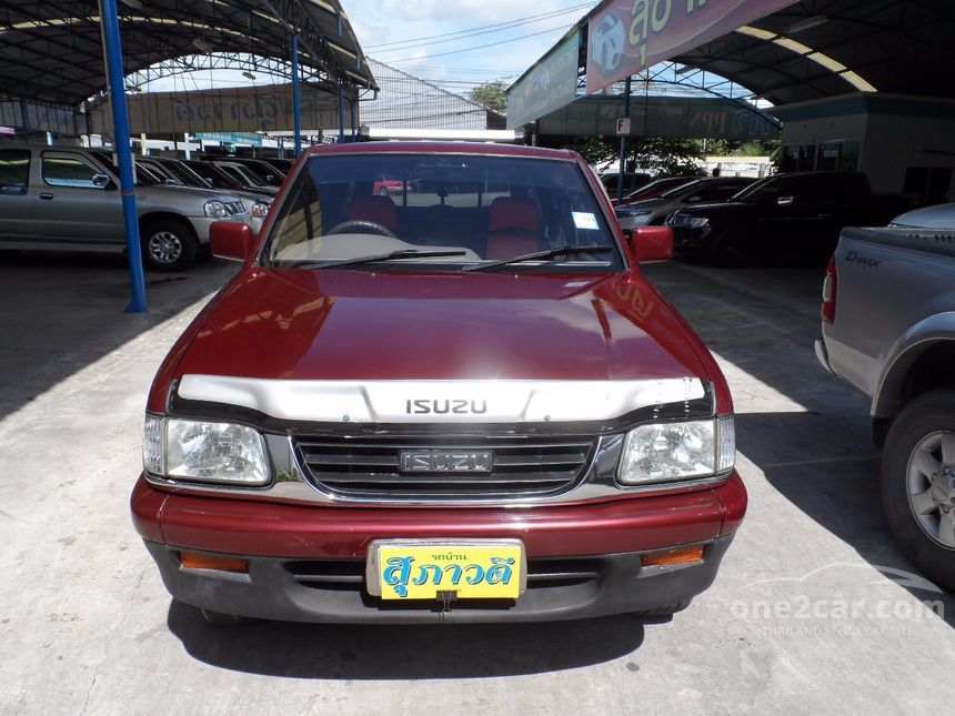1999 Isuzu Dragon Eyes Pickup