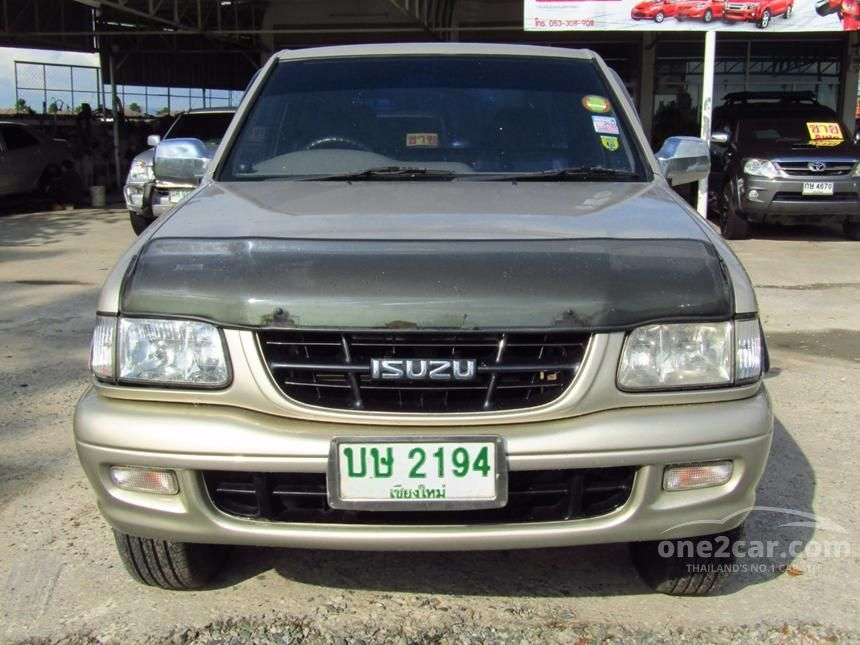 2000 Isuzu Dragon Eyes Rodeo Pickup