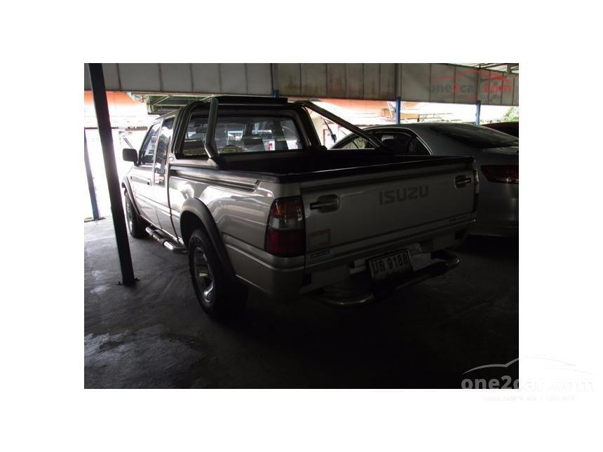 1998 Isuzu Dragon Eyes SLX Pickup