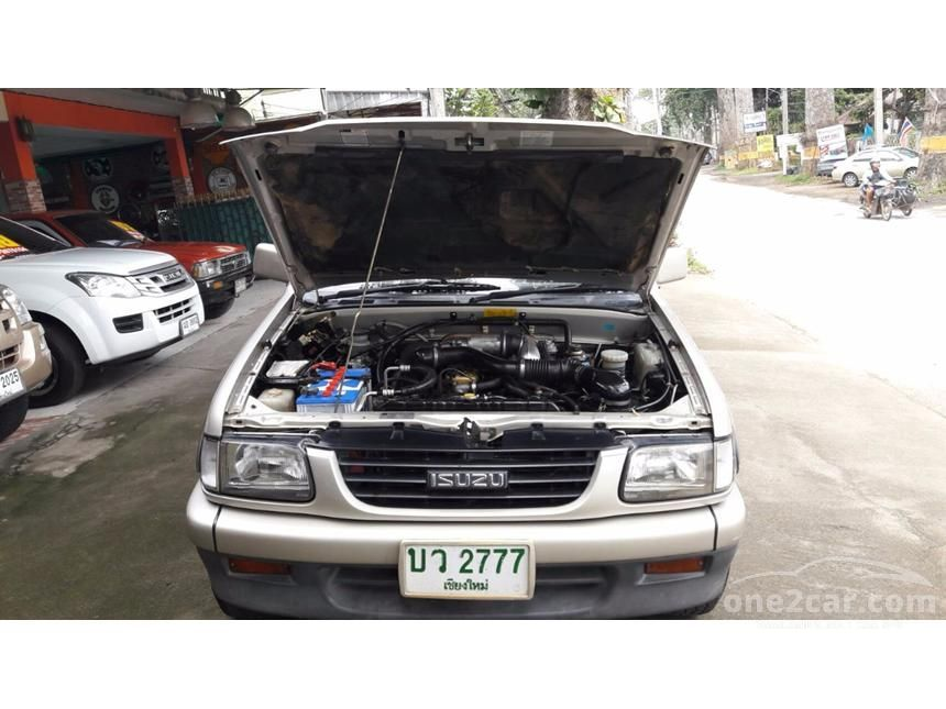 1997 Isuzu Dragon Eyes SLX Pickup