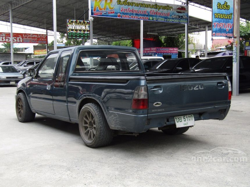 1998 Isuzu Dragon Eyes SLX Pickup