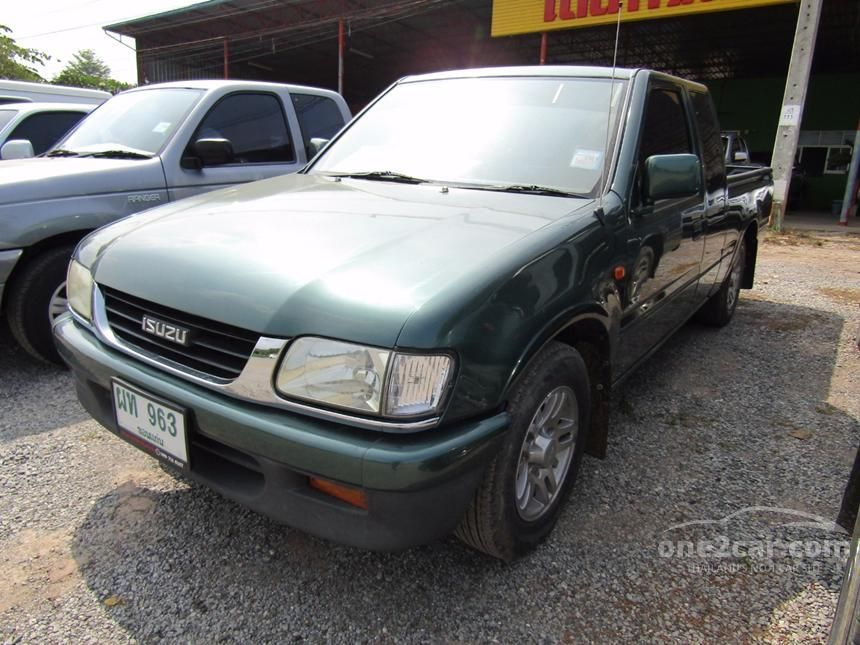 1999 Isuzu Dragon Eyes SX Pickup