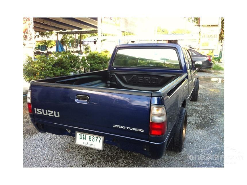 2000 Isuzu Dragon Eyes SX Pickup