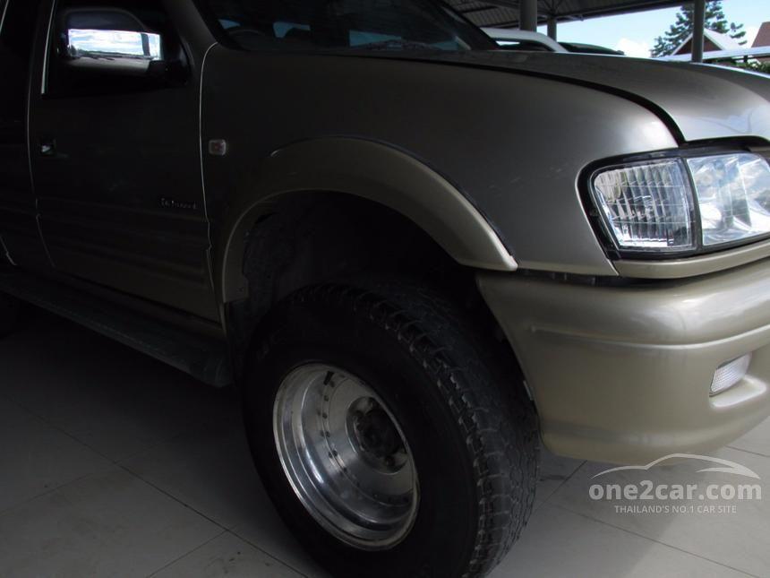 2001 Isuzu Dragon Power Rodeo LS Pickup