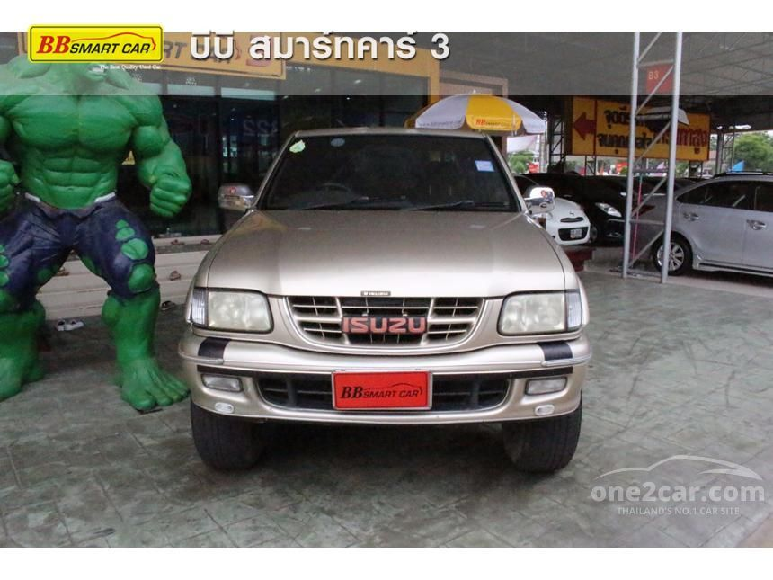 2003 Isuzu Dragon Power Rodeo Pickup