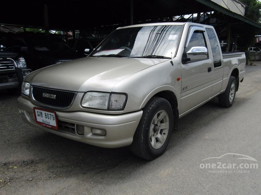 1999 Isuzu Dragon Power SLX Pickup