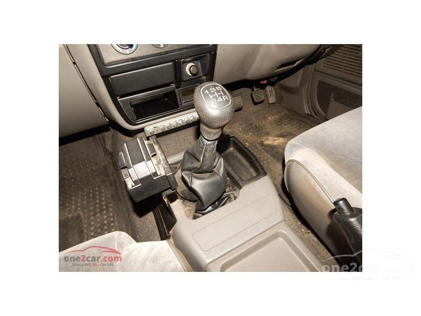 2001 Isuzu Dragon Power SLX Pickup