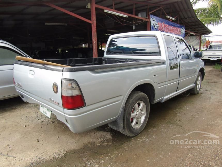 2002 Isuzu Dragon Power SLX Pickup
