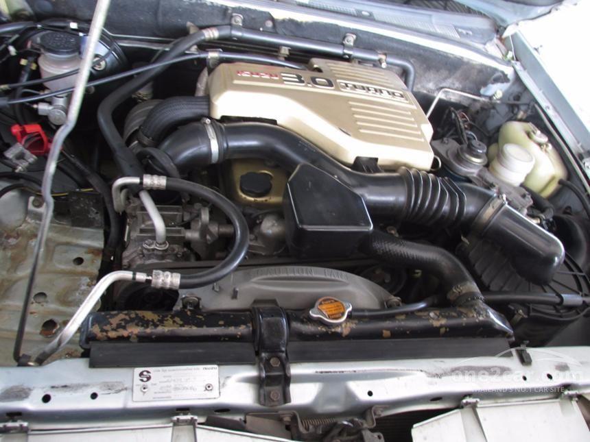 2002 Isuzu Dragon Power SLX Pickup