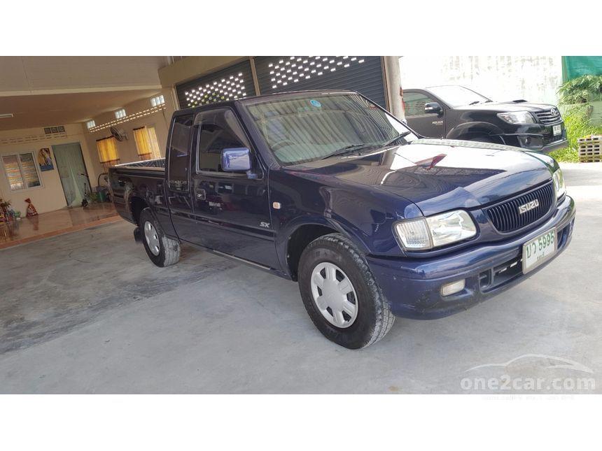 2002 Isuzu Dragon Power SX Pickup