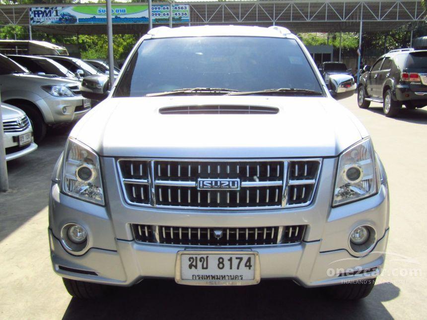2012 Isuzu MU-7 Activo SUV