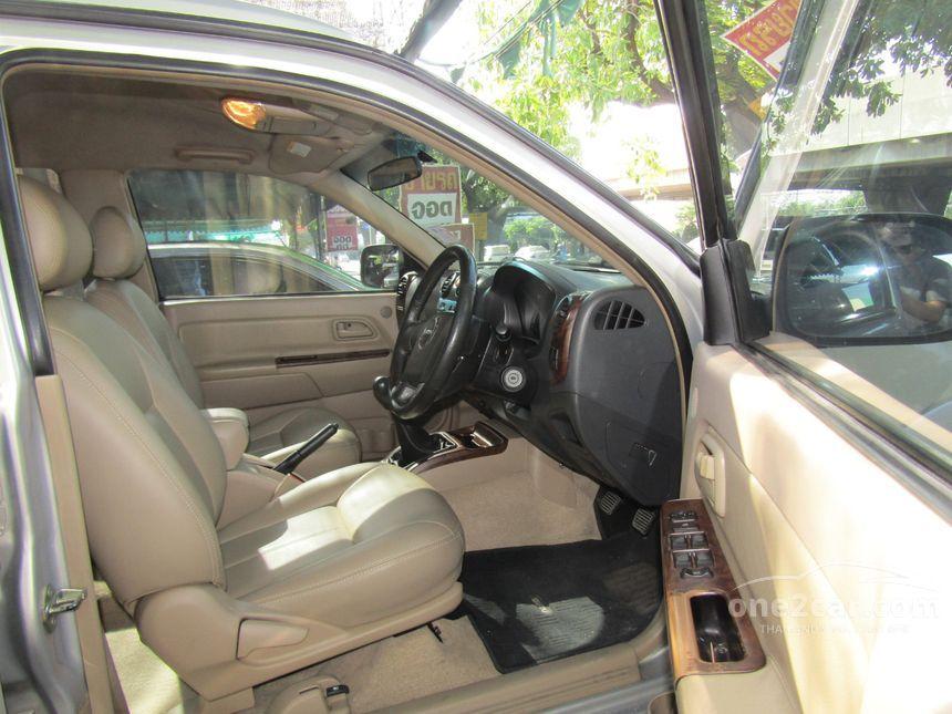 2007 Isuzu MU-7 Activo SUV