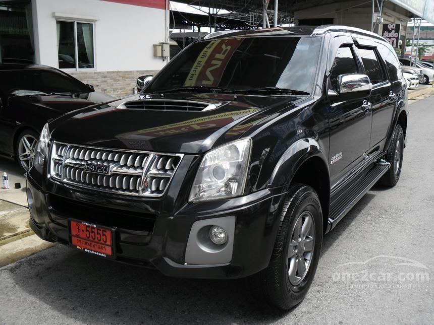 2011 Isuzu MU-7 CHOIZ SUV