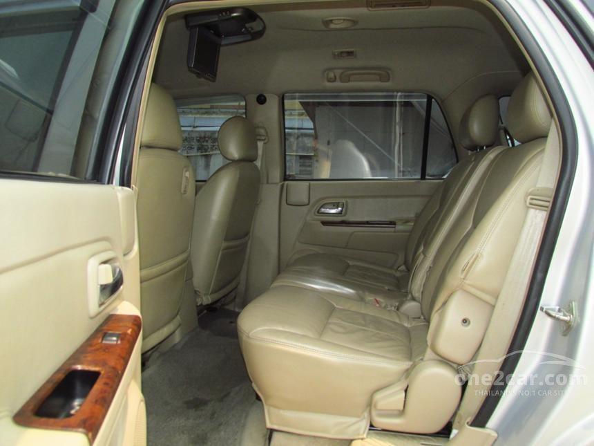 2008 Isuzu MU-7 Primo SUV