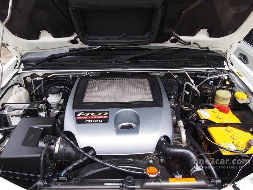 2009 Isuzu MU-7 Primo SUV