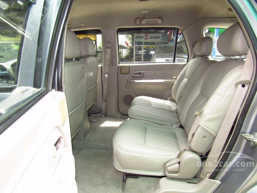 2005 Isuzu MU-7 SUV