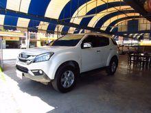2013 Isuzu MU-X (ปี 13-17) 3.0 AT SUV