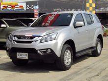 2014 Isuzu MU-X (ปี 13-17) 2.5 AT SUV