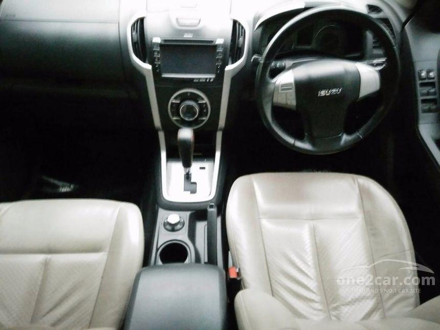2013 Isuzu MU-X SUV