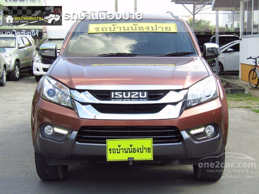 2014 Isuzu MU-X SUV