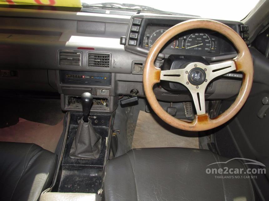 1994 Isuzu TFR SL Pickup