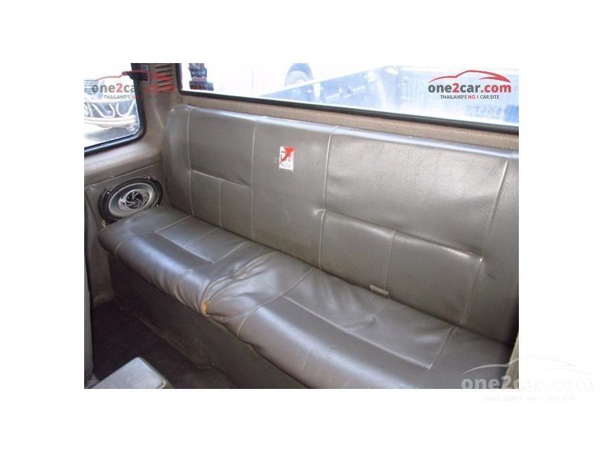 1997 Isuzu TFR Space Cab Pickup
